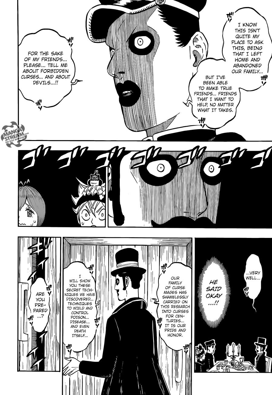Black Clover Chapter 223  Online Free Manga Read Image 8