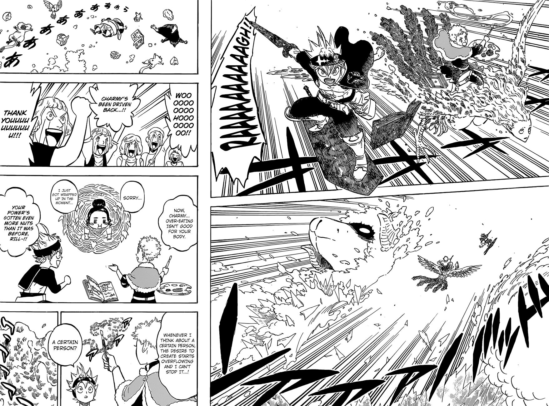 Black Clover Chapter 233  Online Free Manga Read Image 4
