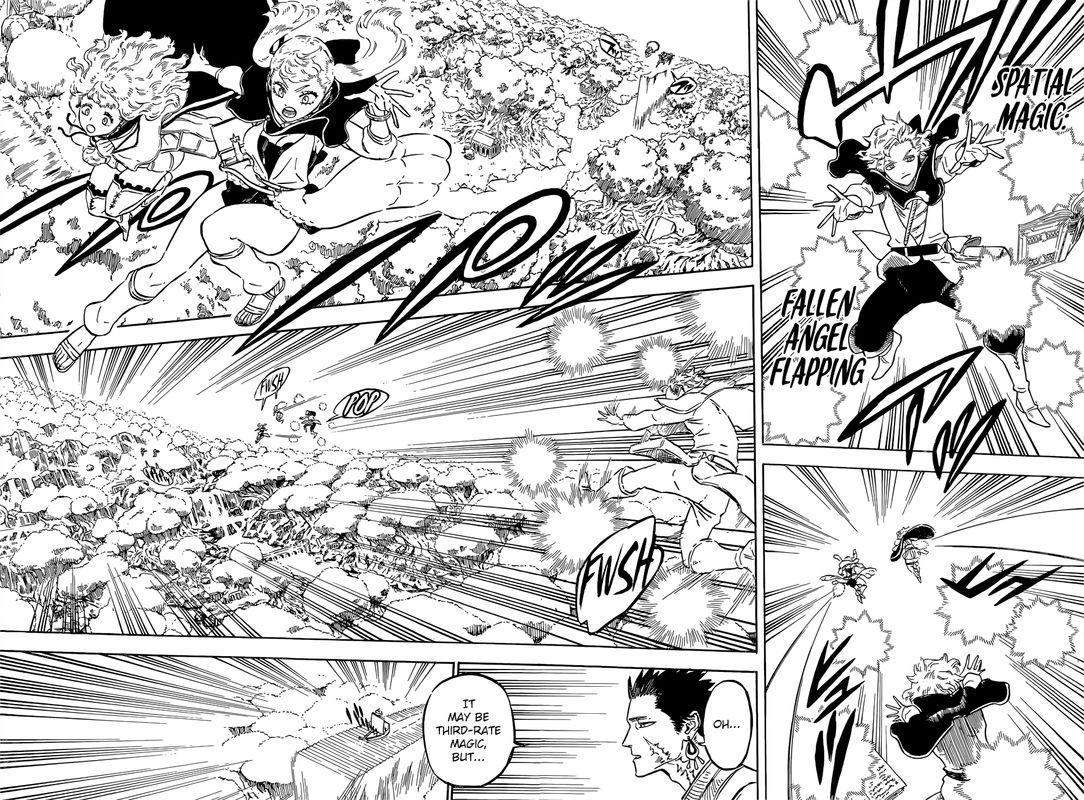 Black Clover Chapter 225  Online Free Manga Read Image 8