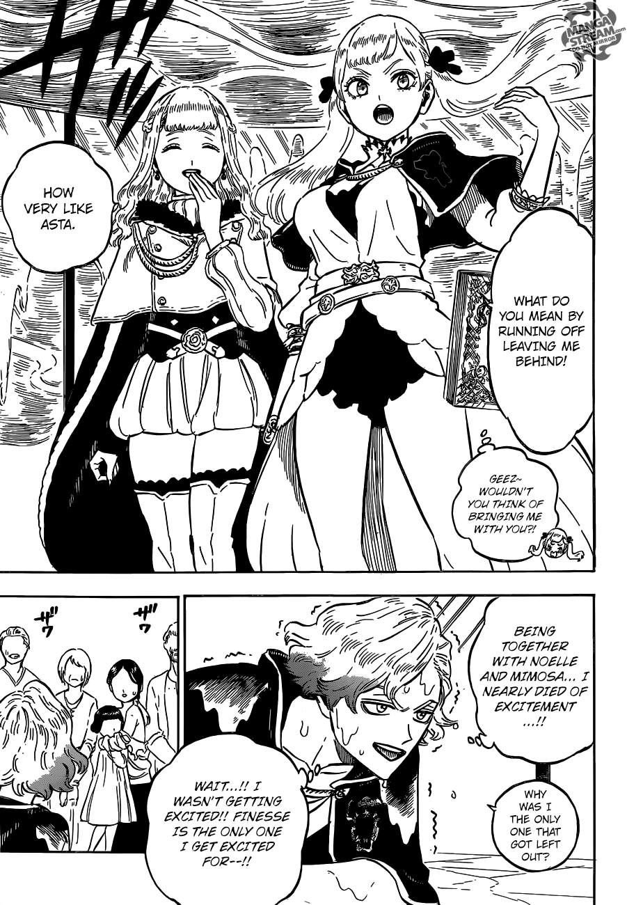 Black Clover Chapter 231  Online Free Manga Read Image 13