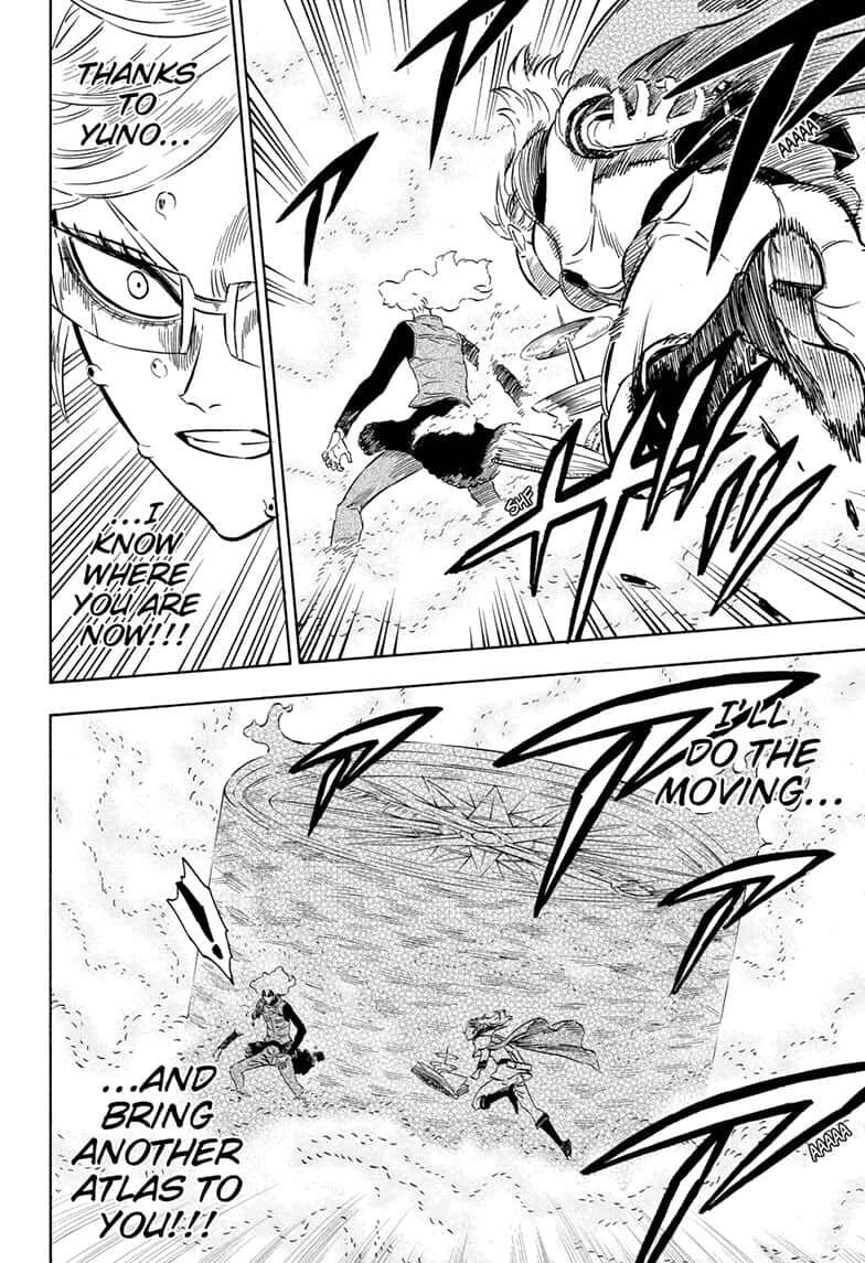 Black Clover Chapter 237  Online Free Manga Read Image 10