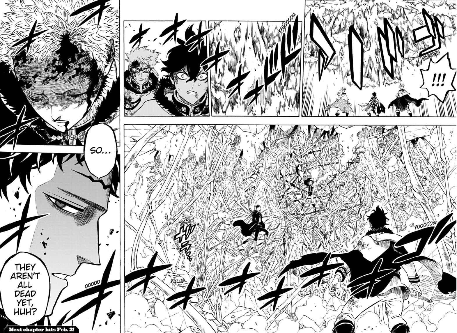 Black Clover Chapter 237  Online Free Manga Read Image 14