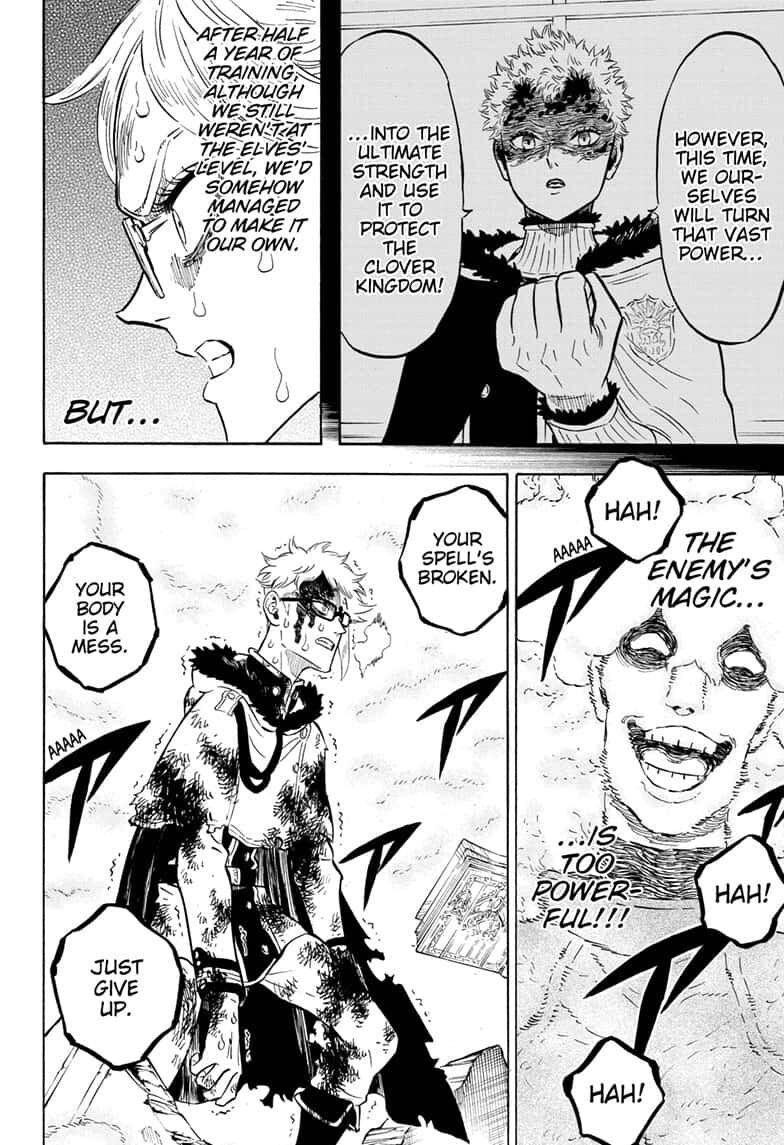 Black Clover Chapter 237  Online Free Manga Read Image 6