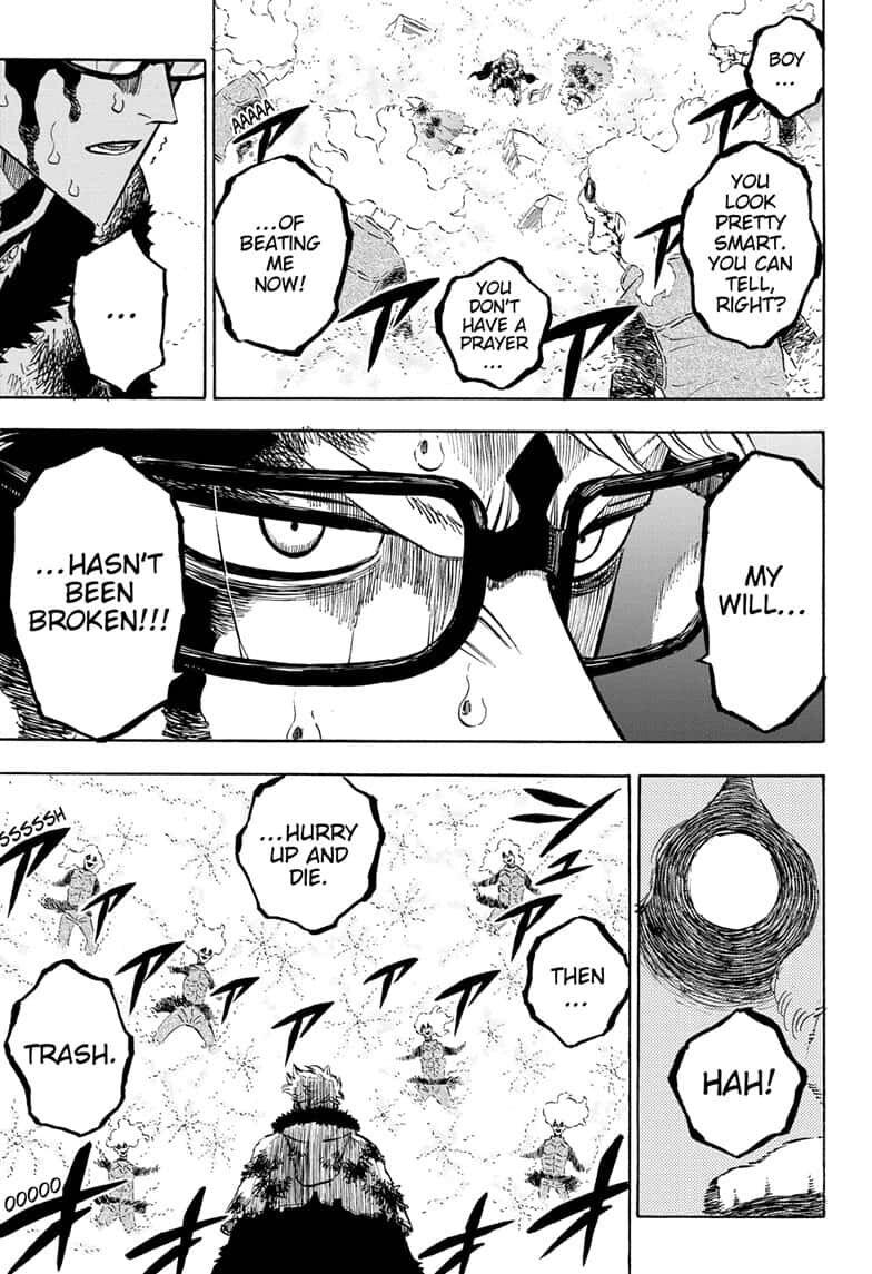 Black Clover Chapter 237  Online Free Manga Read Image 7