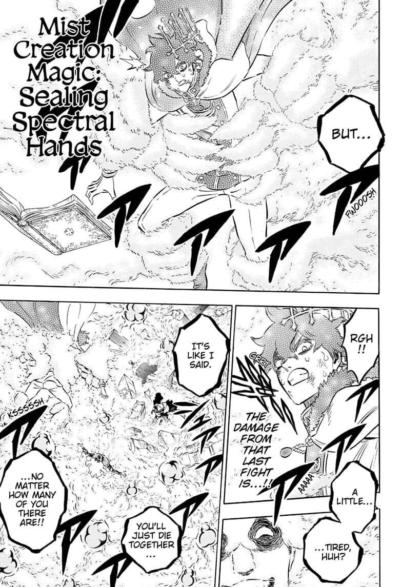 Black Clover Chapter 237  Online Free Manga Read Image 9