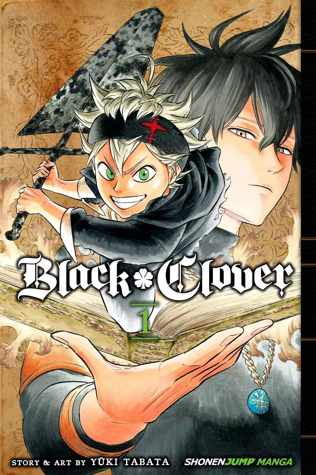 Black Clover Chapter 239 Page 0