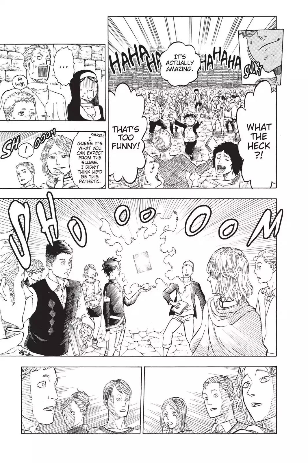 Black Clover Chapter 239 Page 29