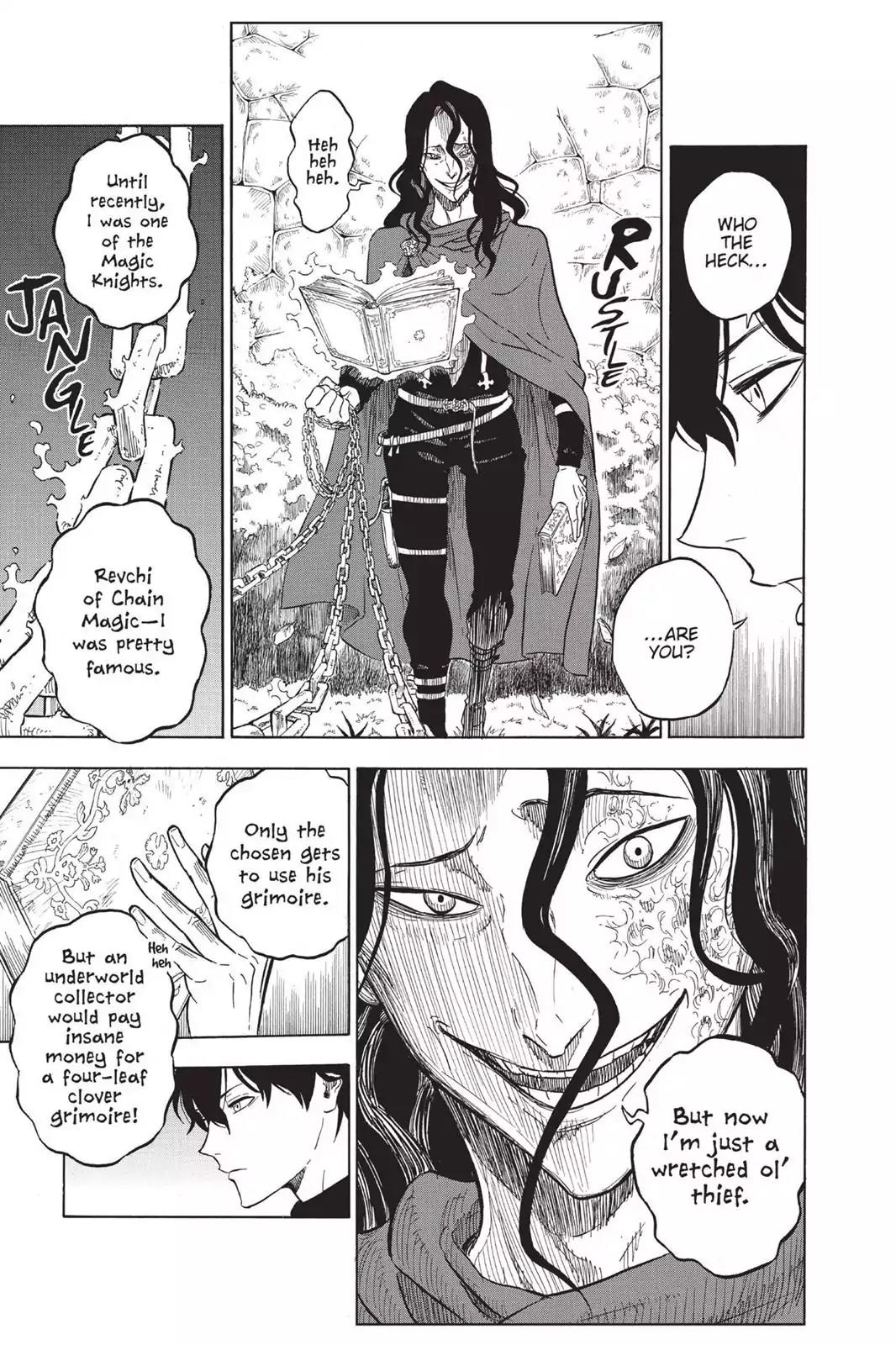 Black Clover Chapter 239 Page 37