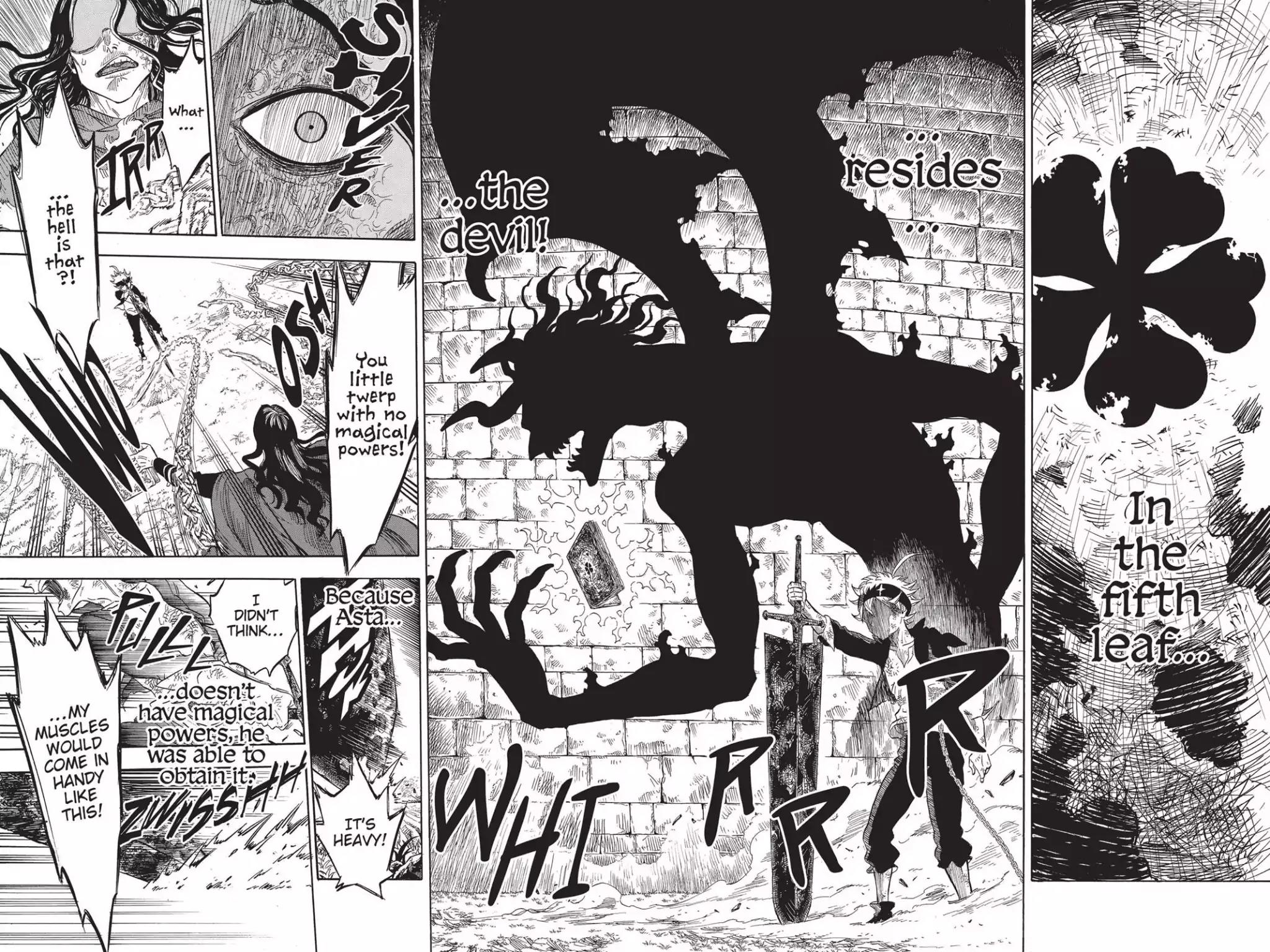 Black Clover Chapter 239 Page 52