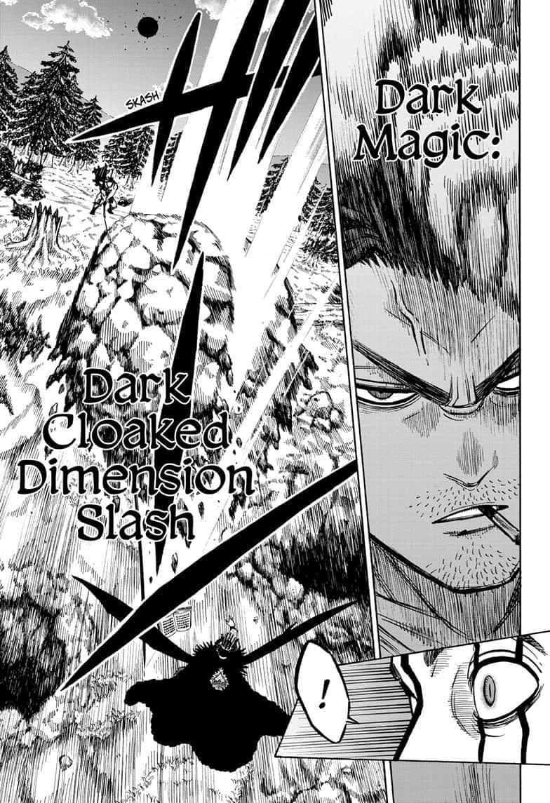 Black Clover Chapter 245 Page 5