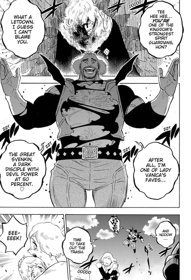 Black Clover Chapter 247 Page 4