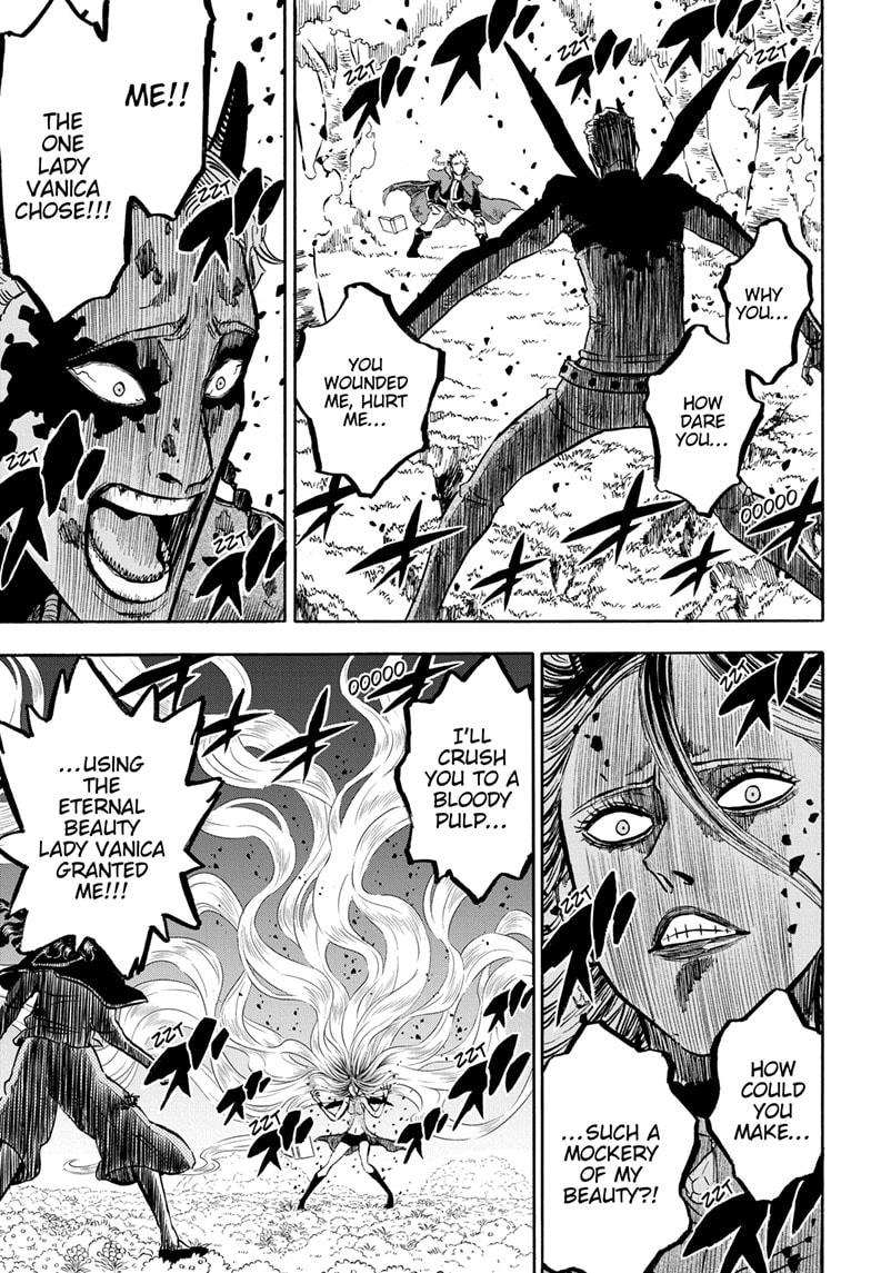 Black Clover Chapter 251 Page 13
