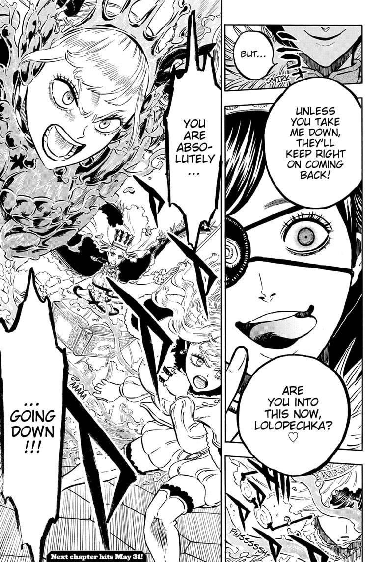 Black Clover Chapter 251 Page 15