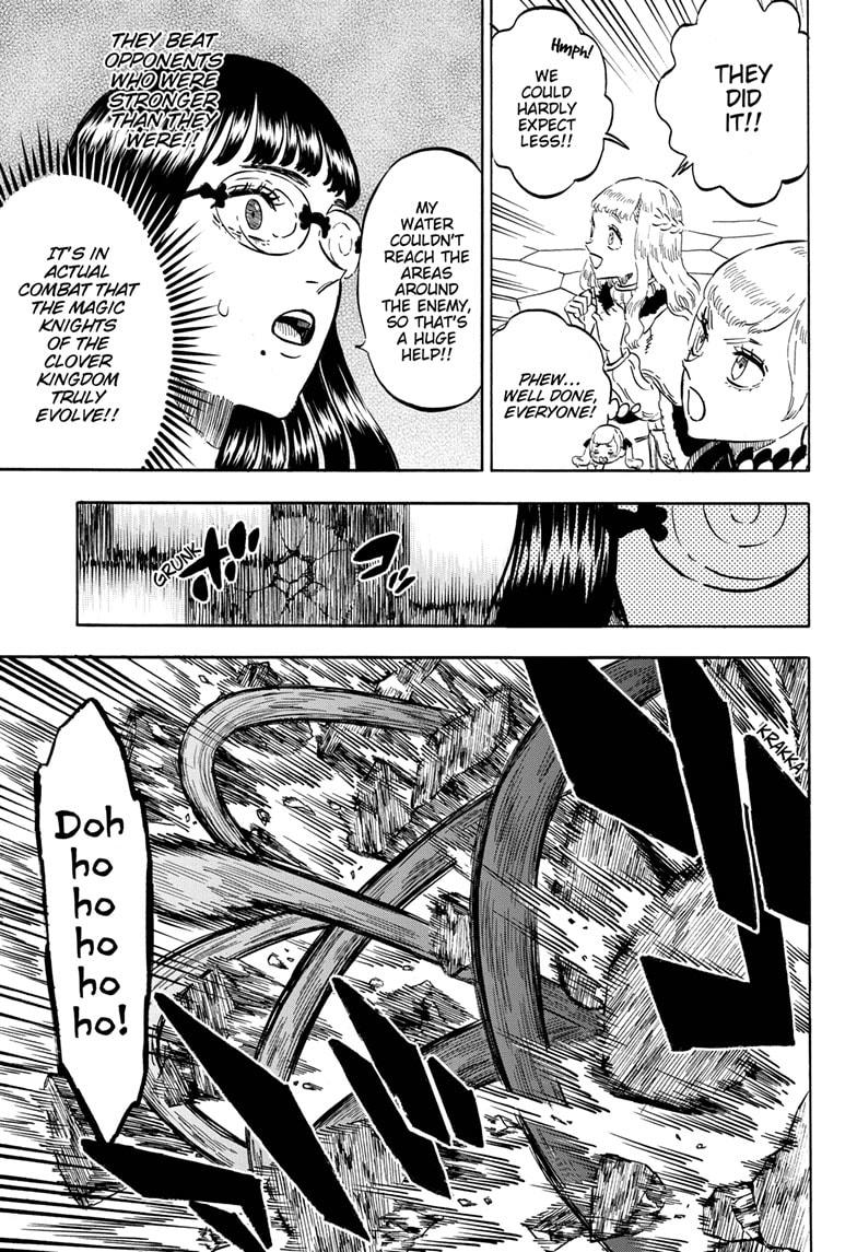 Black Clover Chapter 251 Page 4