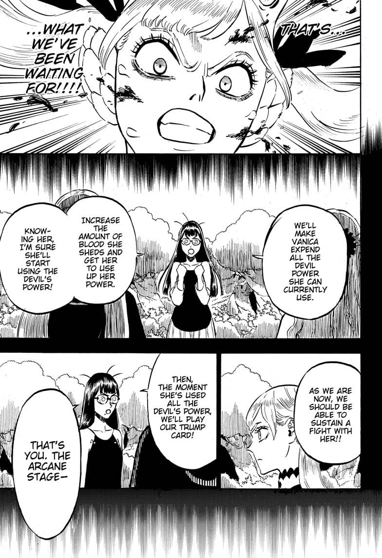 Black Clover Chapter 253 Page 11