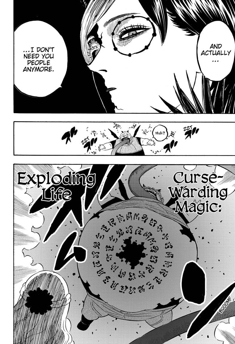 Black Clover Chapter 255 Page 7