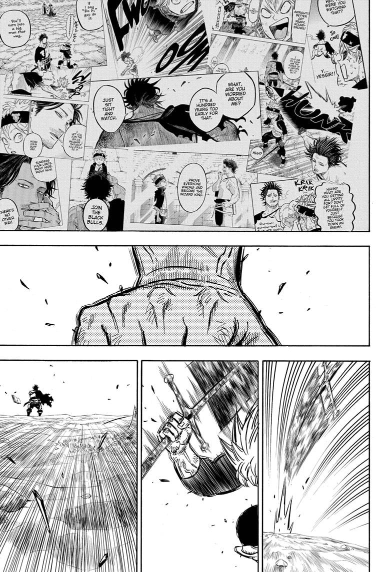 Black Clover Chapter 257 Page 10