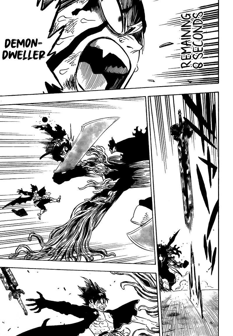 Black Clover Chapter 259 Page 6