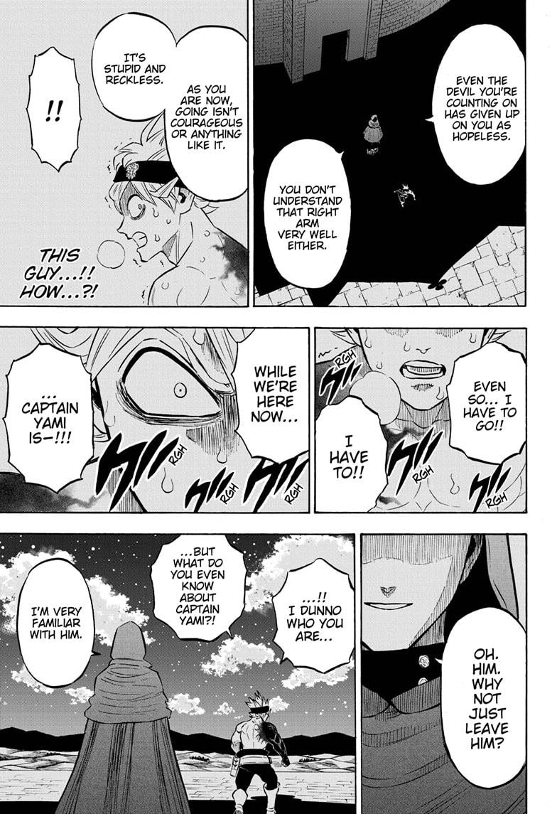 Black Clover Chapter 261 Page 10