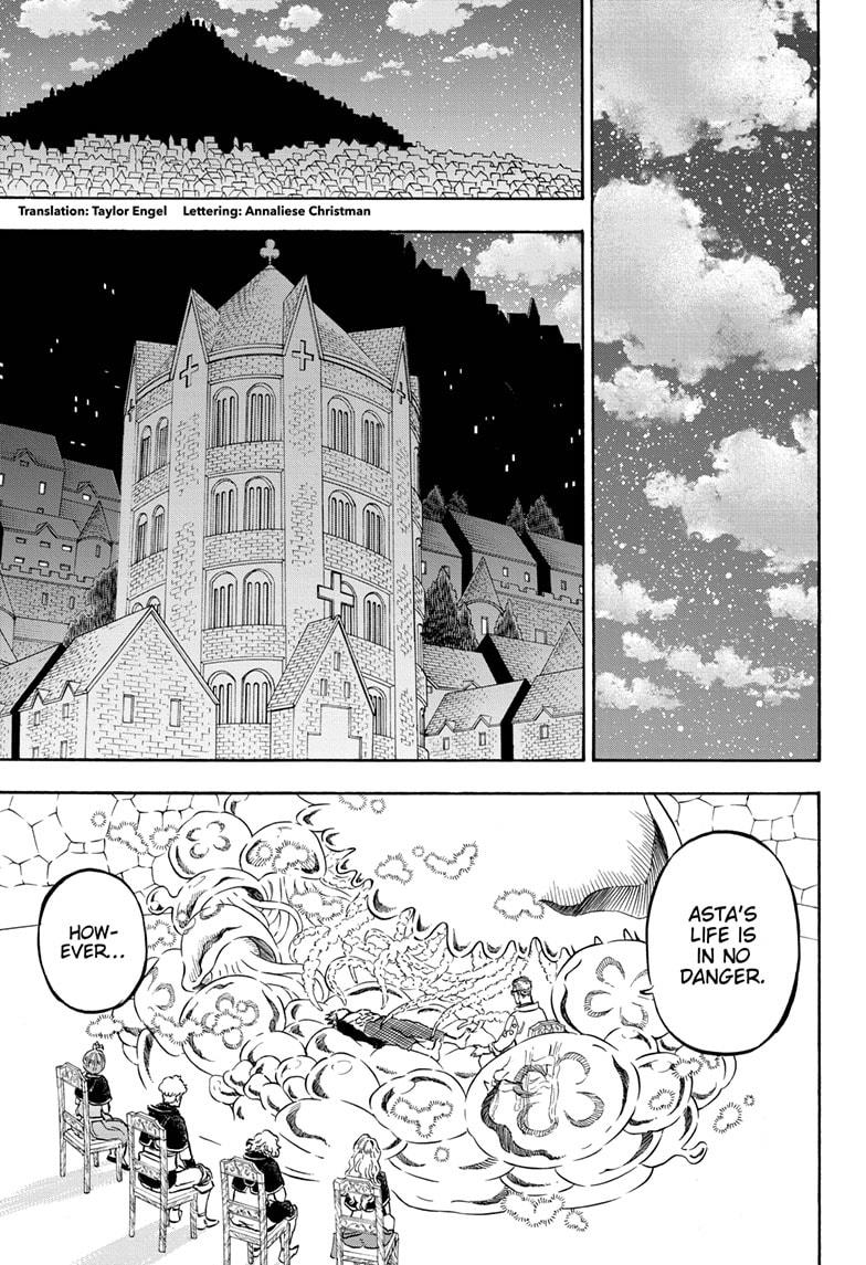 Black Clover Chapter 261 Page 2