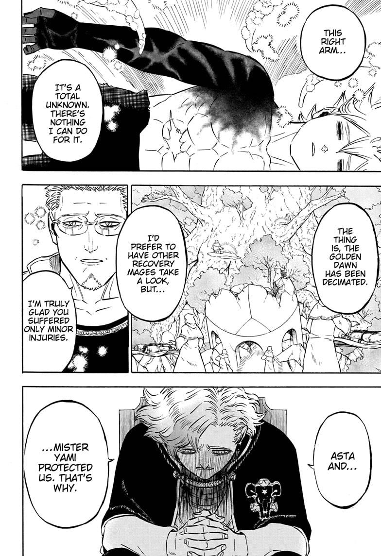 Black Clover Chapter 261 Page 3