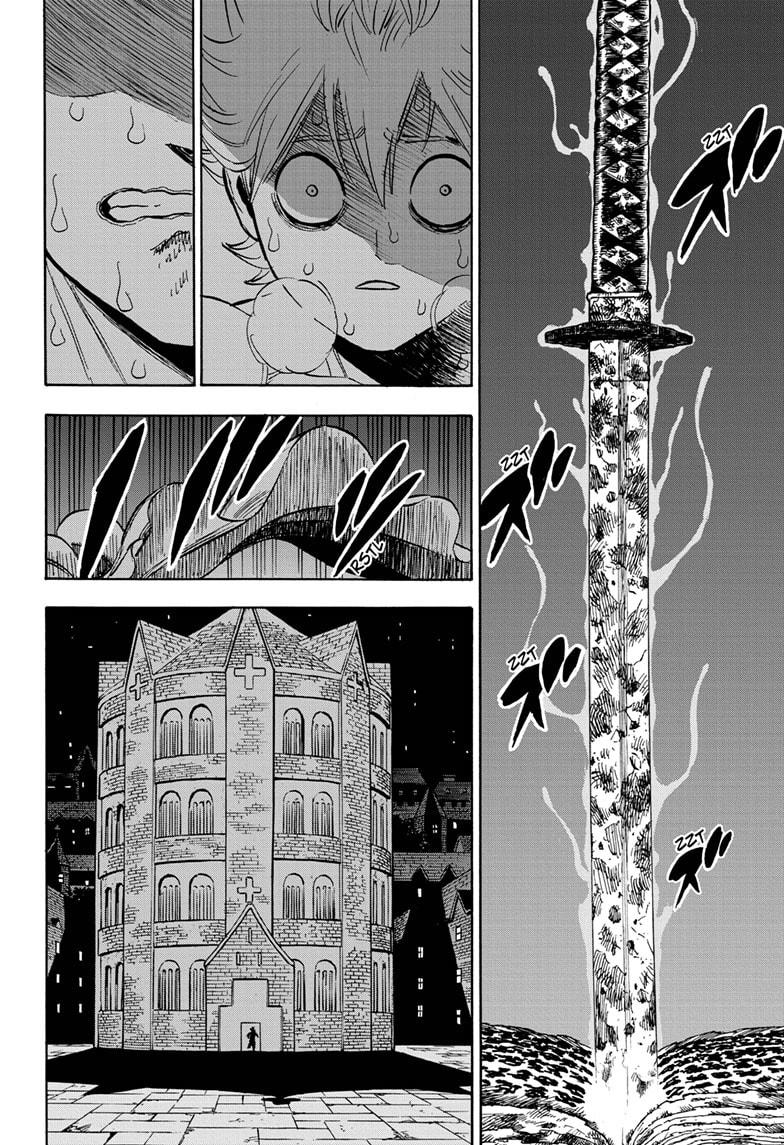 Black Clover Chapter 261 Page 7