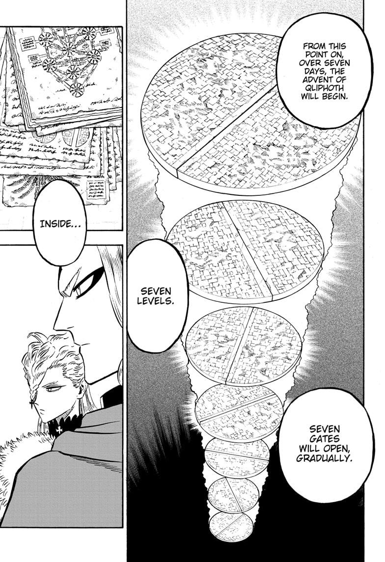 Black Clover Chapter 263 Page 7