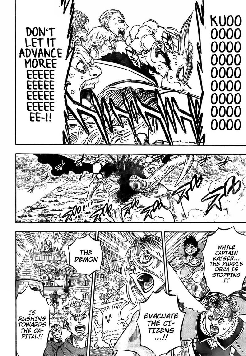 Black Clover Chapter 281 Page 4