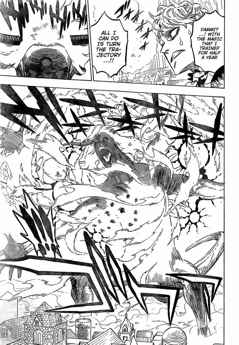 Black Clover Chapter 281 Page 7