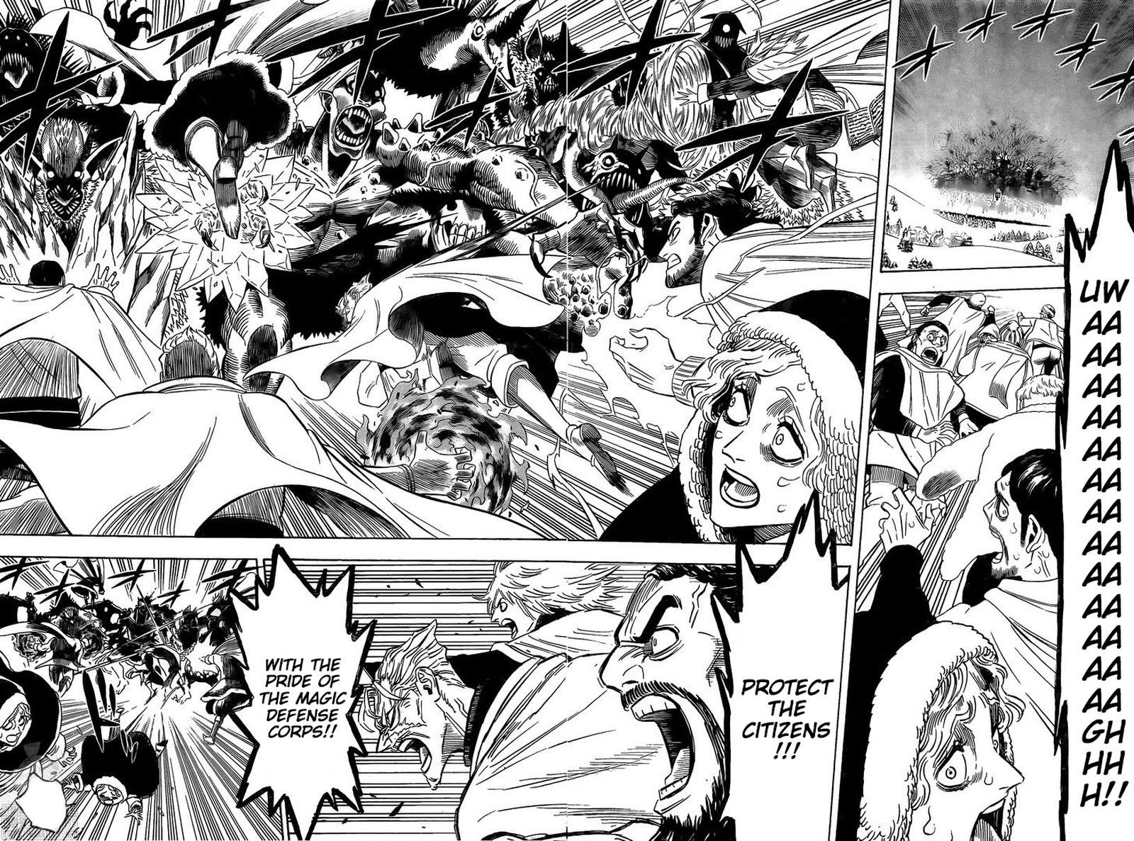 Black Clover Chapter 283 Page 2