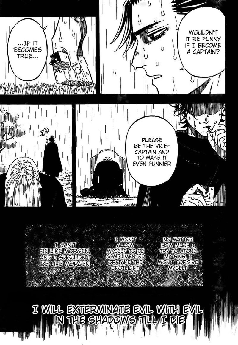 Black Clover Chapter 287 Page 3