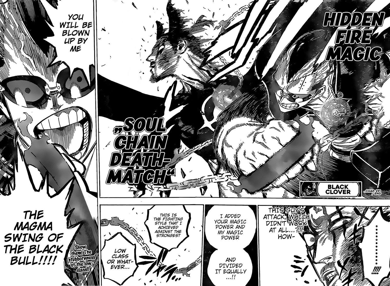 Black Clover Chapter 291 Page 15