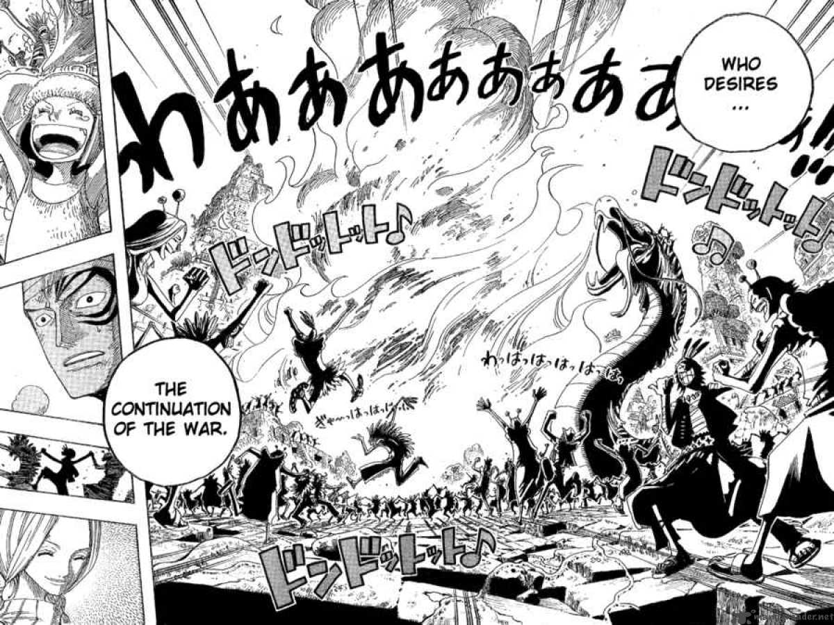 One Piece Chapter 300 Online Free Manga Read Image 15