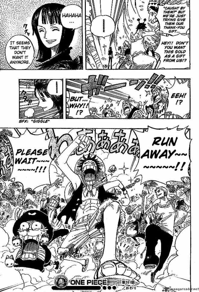 one-piece Chapter 301  Online Free Manga Read Image 19