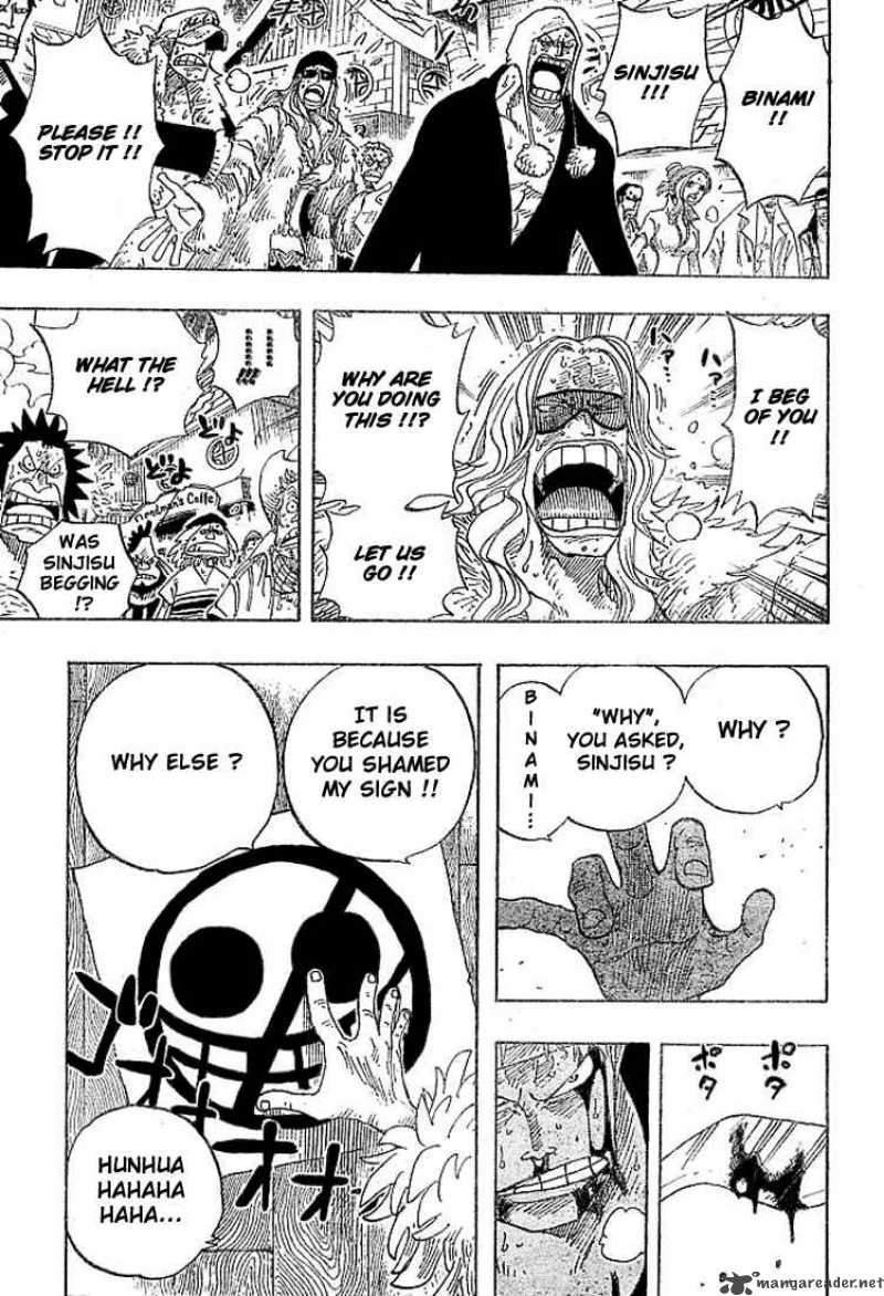 one-piece Chapter 303  Online Free Manga Read Image 5