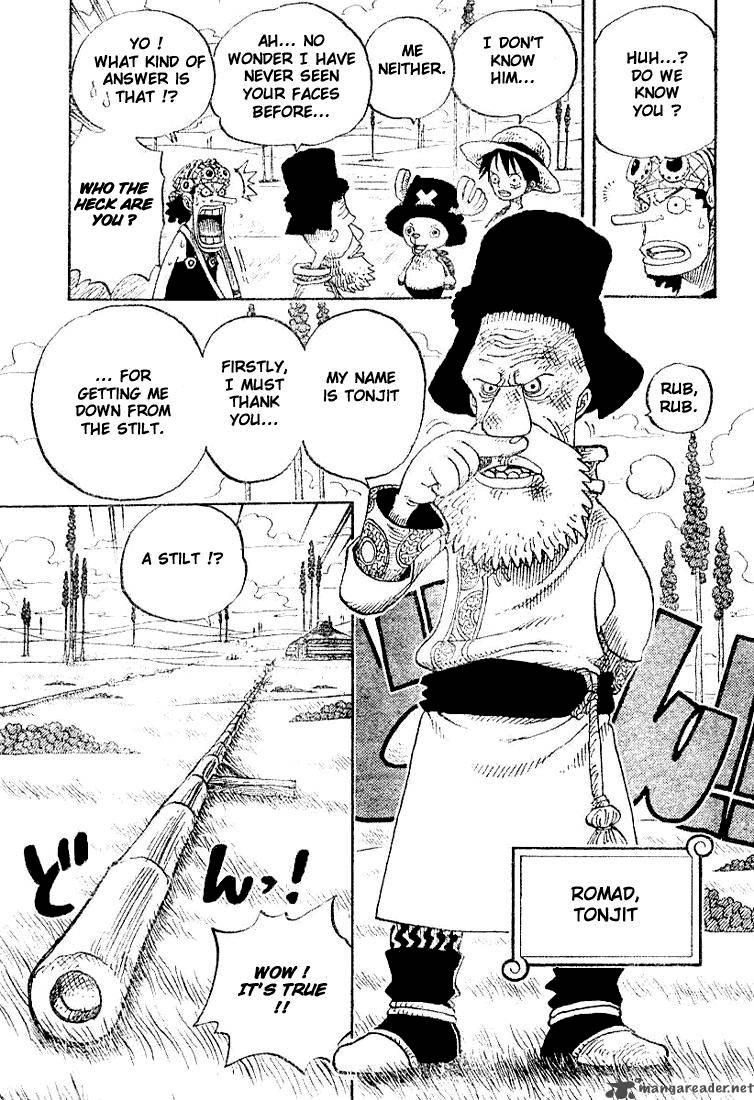 one-piece Chapter 305  Online Free Manga Read Image 5