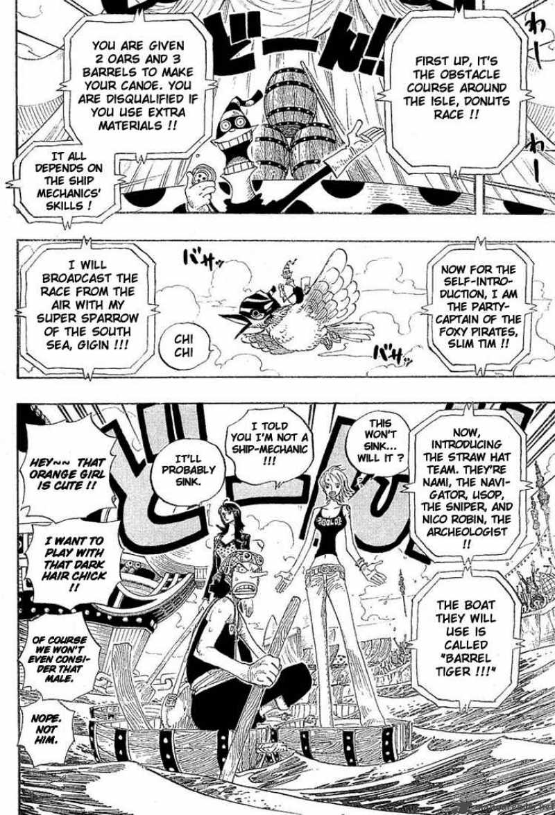 one-piece Chapter 306  Online Free Manga Read Image 18