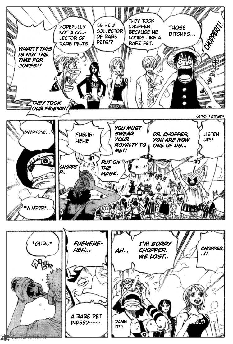 one-piece Chapter 309  Online Free Manga Read Image 10