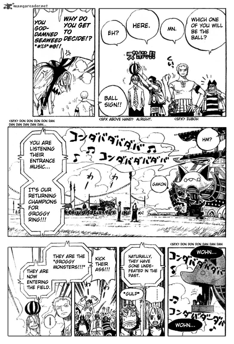one-piece Chapter 309  Online Free Manga Read Image 16