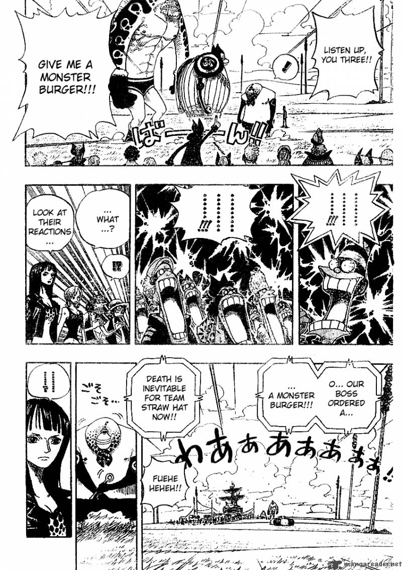 one-piece Chapter 312  Online Free Manga Read Image 4