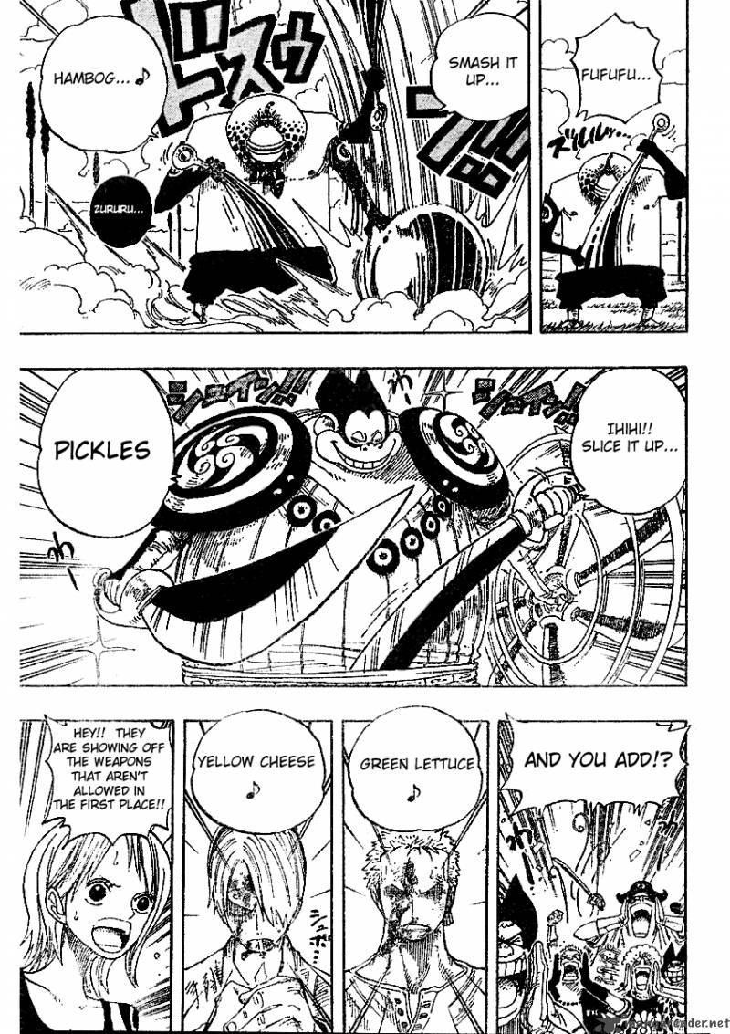 one-piece Chapter 312  Online Free Manga Read Image 5