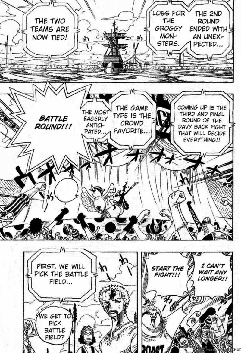 one-piece Chapter 313  Online Free Manga Read Image 11