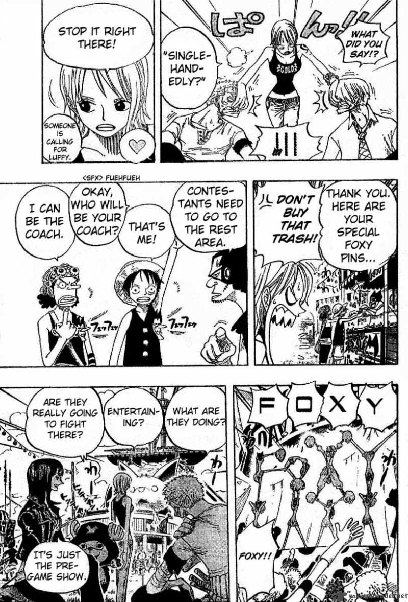 one-piece Chapter 313  Online Free Manga Read Image 15