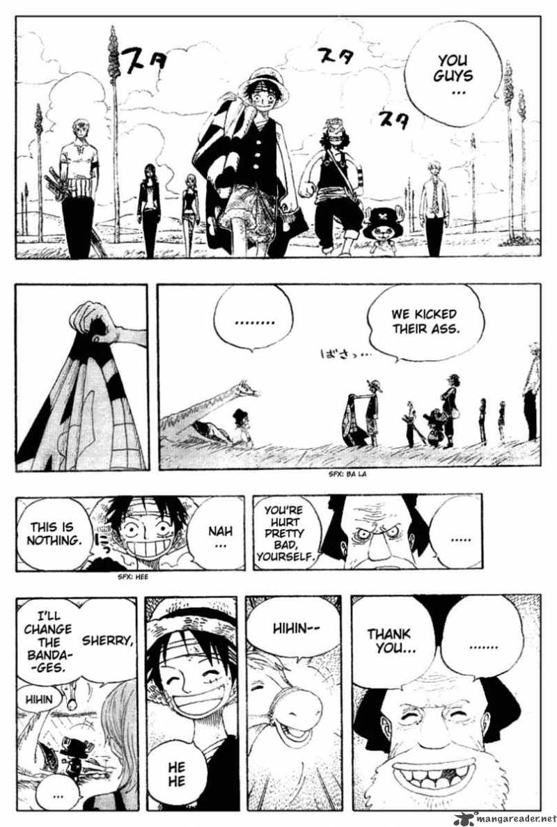 one-piece Chapter 318  Online Free Manga Read Image 16