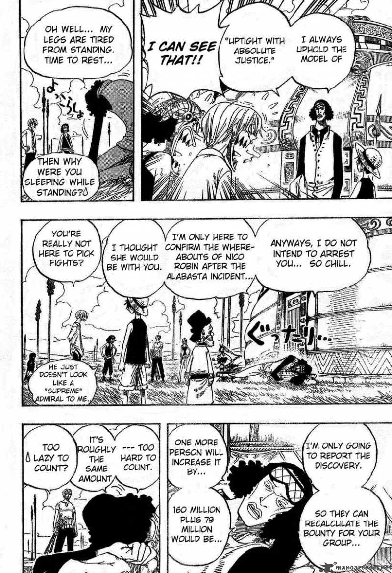 one-piece Chapter 319  Online Free Manga Read Image 6