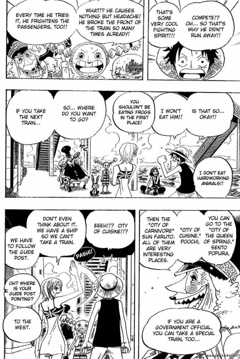 one-piece Chapter 322  Online Free Manga Read Image 17