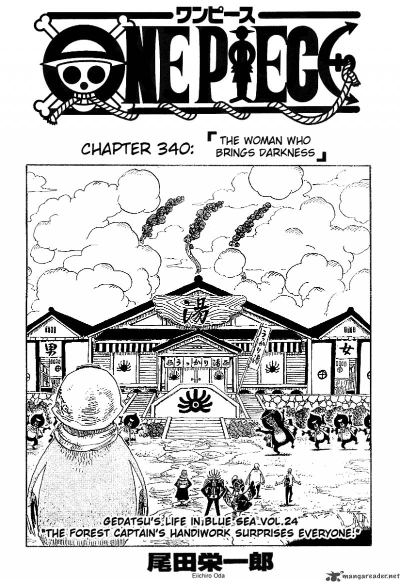 one-piece Chapter 340  Online Free Manga Read Image 1