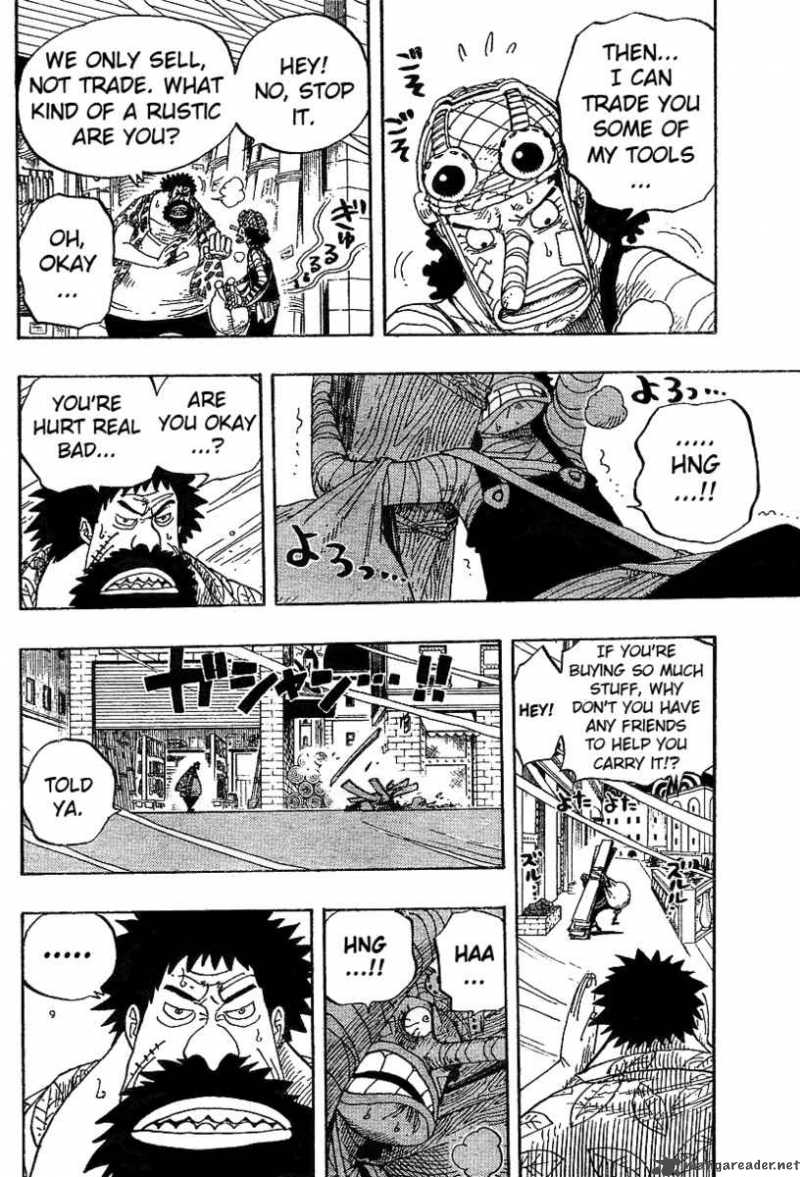 one-piece Chapter 341  Online Free Manga Read Image 8