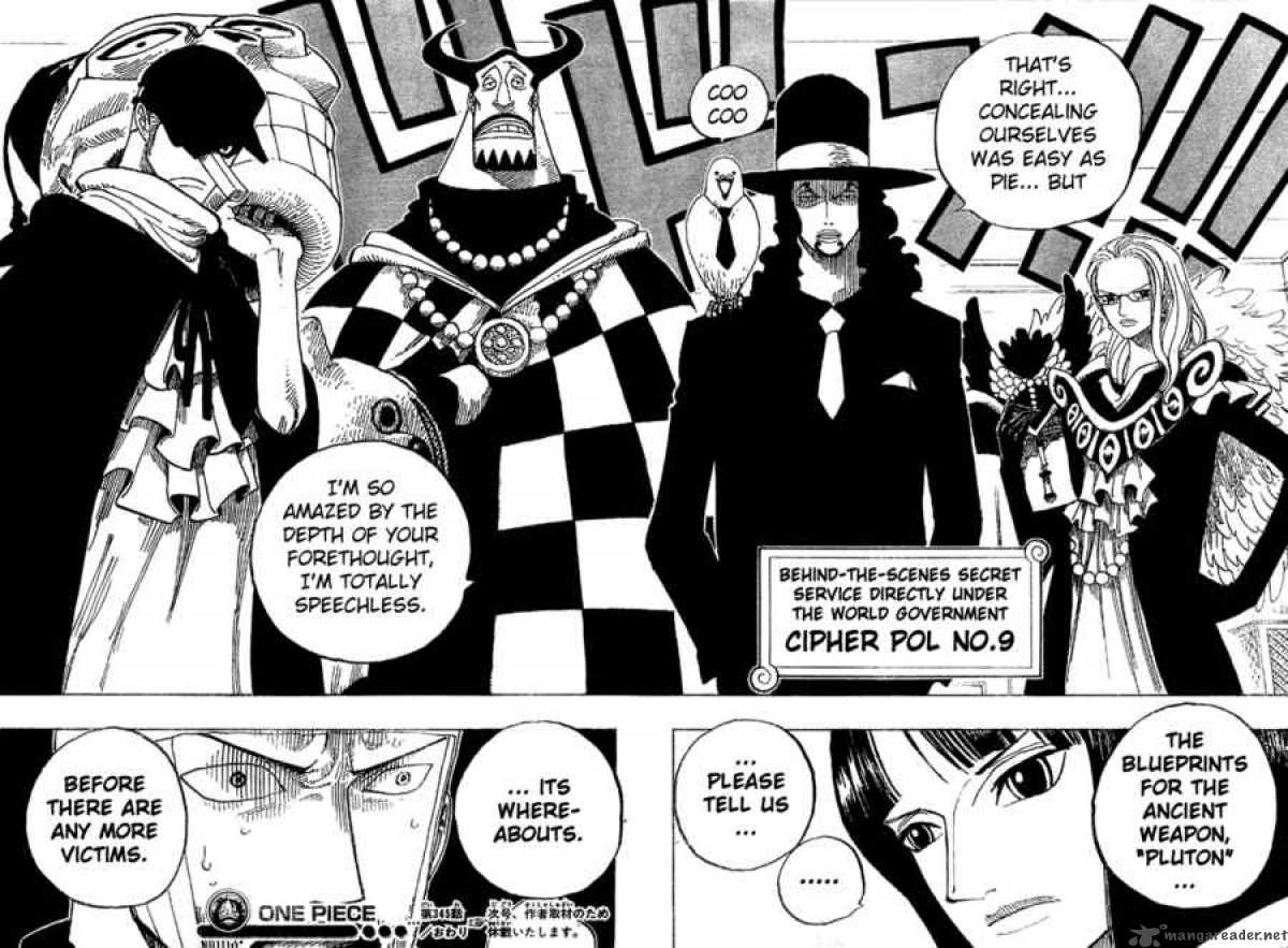 one-piece Chapter 345  Online Free Manga Read Image 18