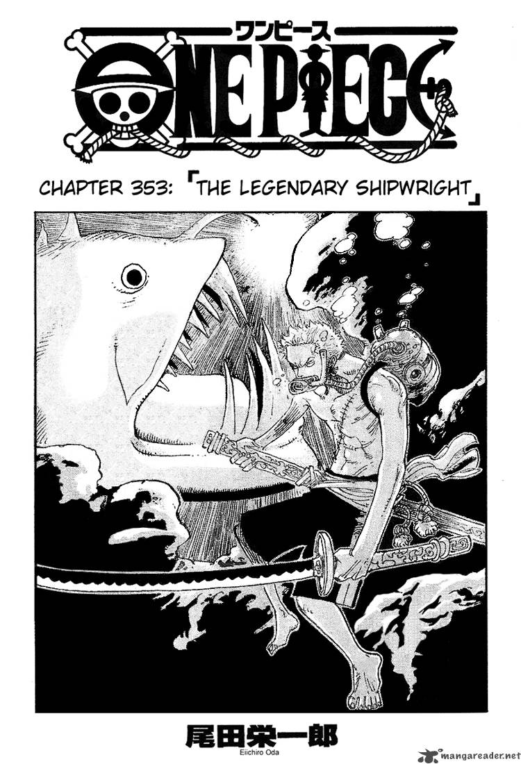 one-piece Chapter 353  Online Free Manga Read Image 1